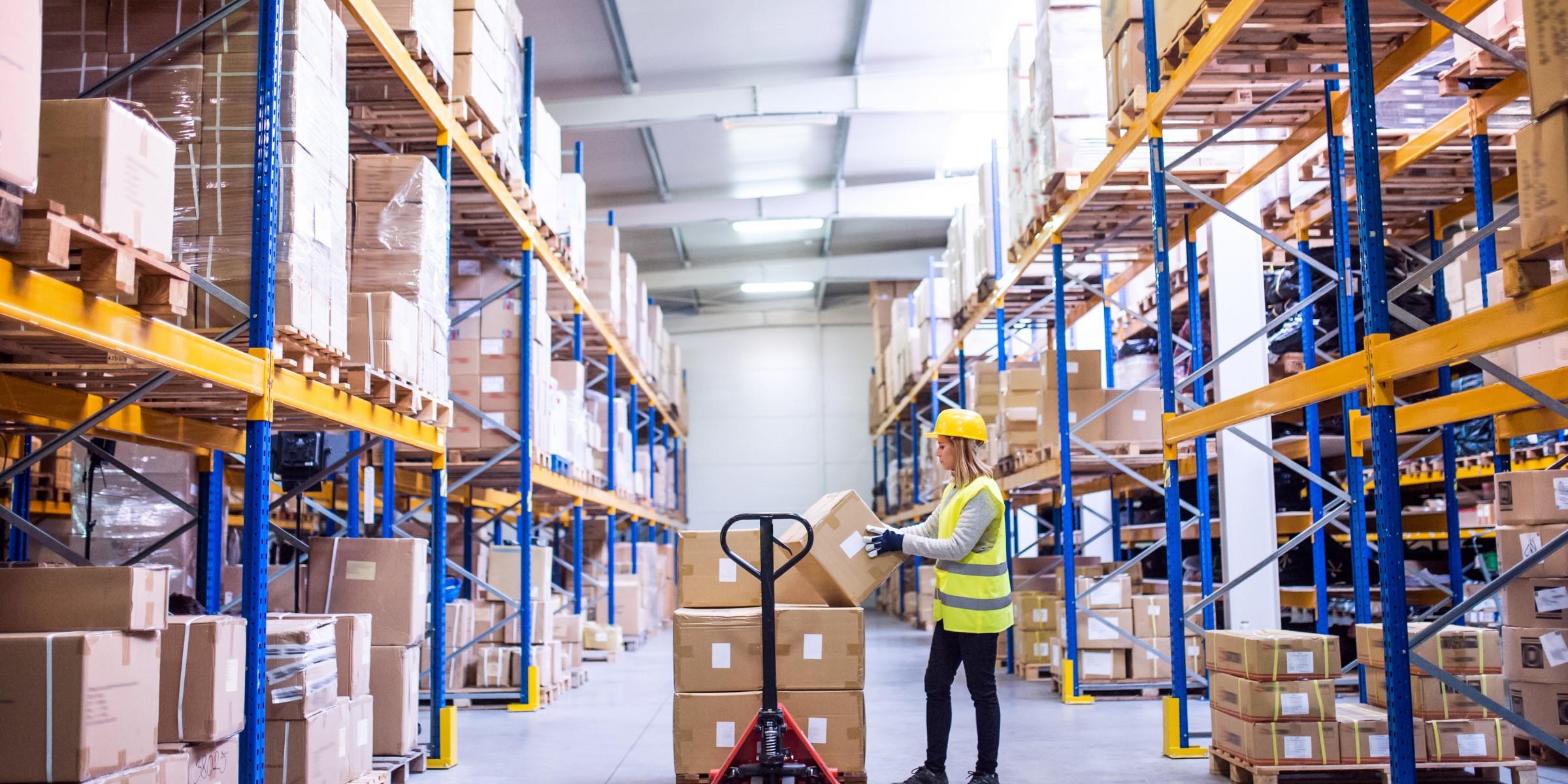 L'entreposage logistique, un secteur dynamique dans la région du Havre