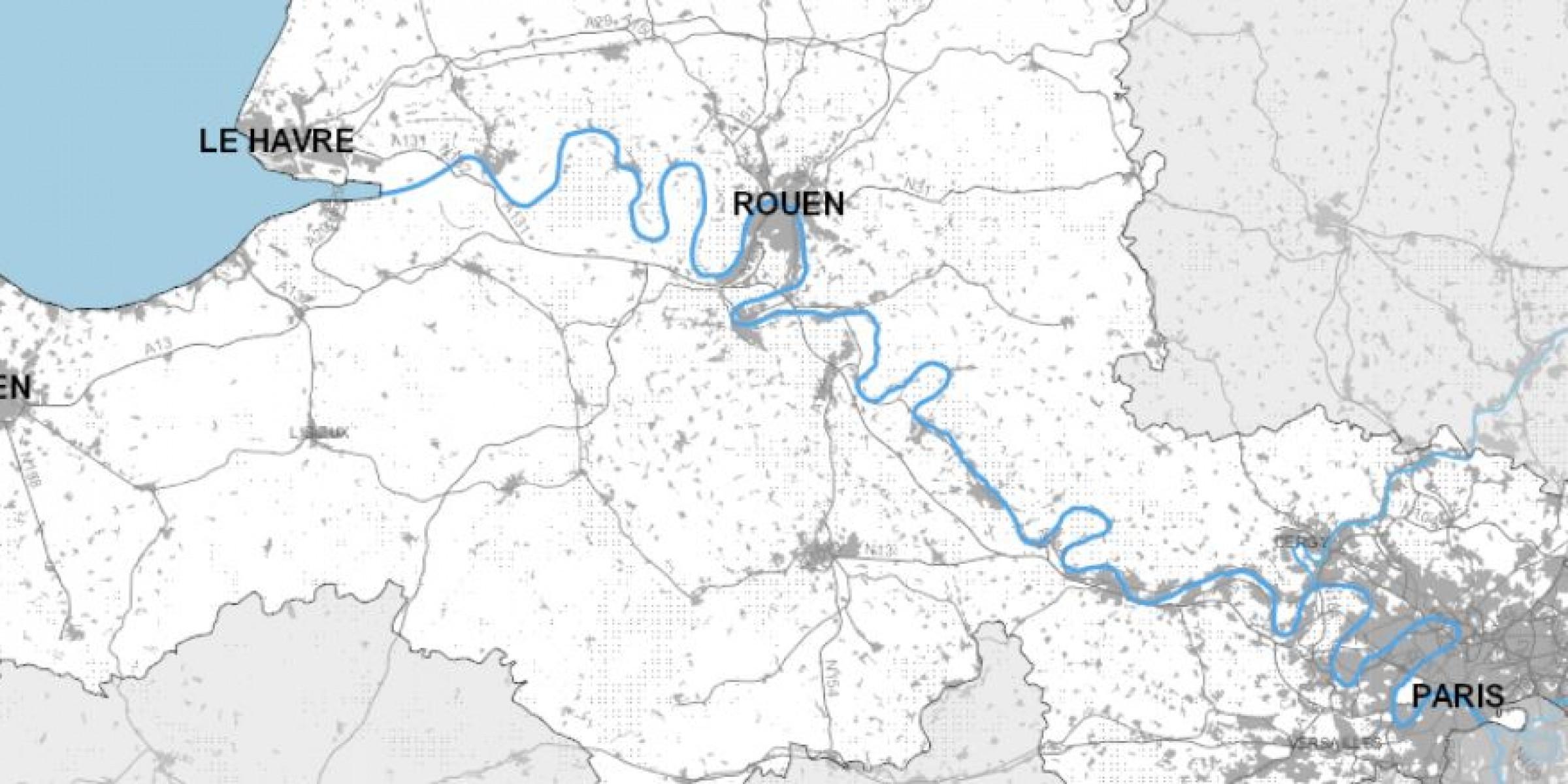 Vallée de la Seine - Contribution à la rédaction du  2e CPIER