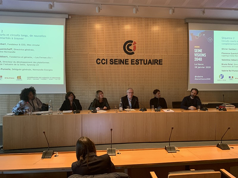 Seine Visions - Atelier 4 - Table-ronde 1
