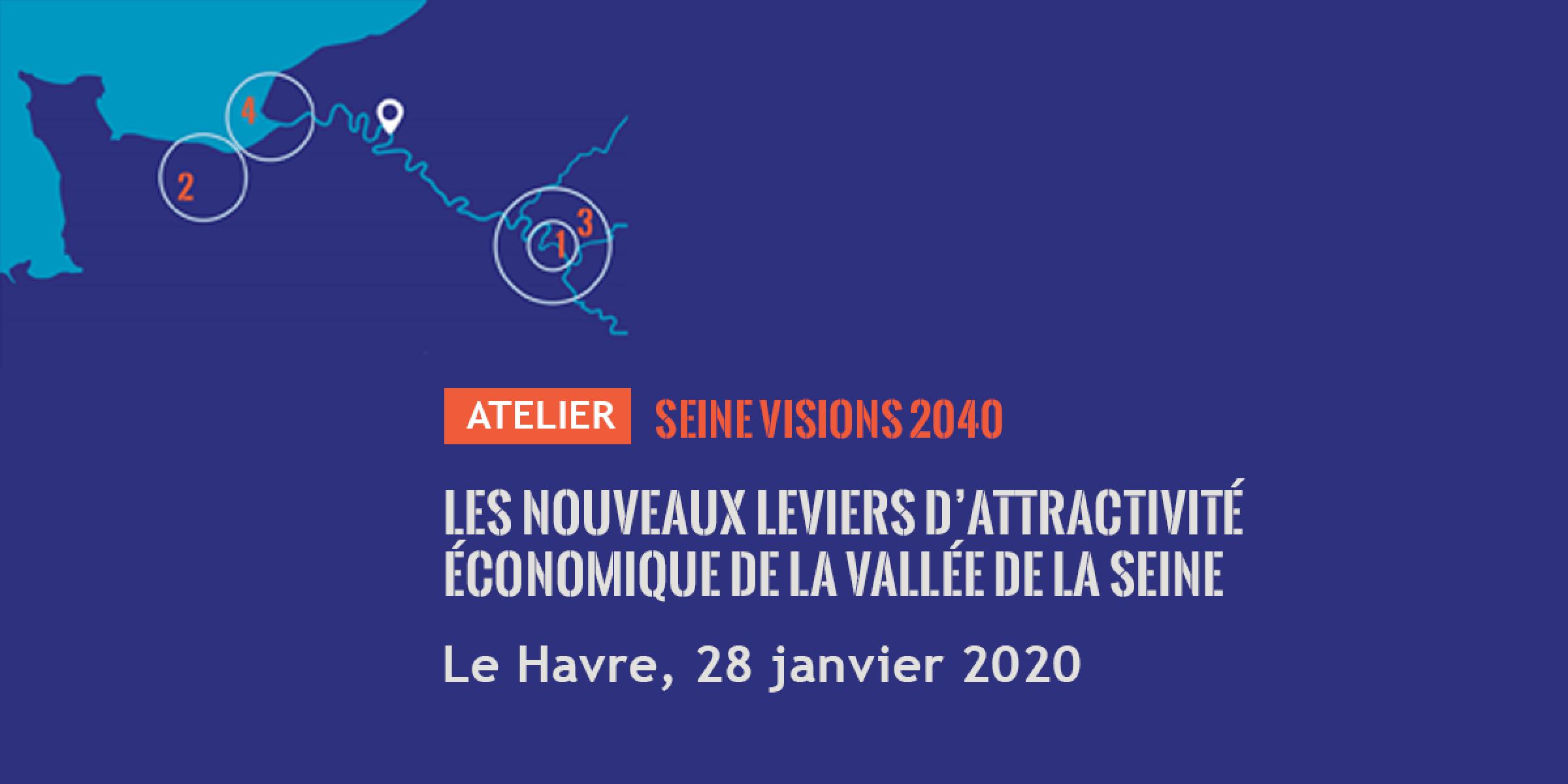Seine Visions 2040 - Retour sur la journée du 28/01