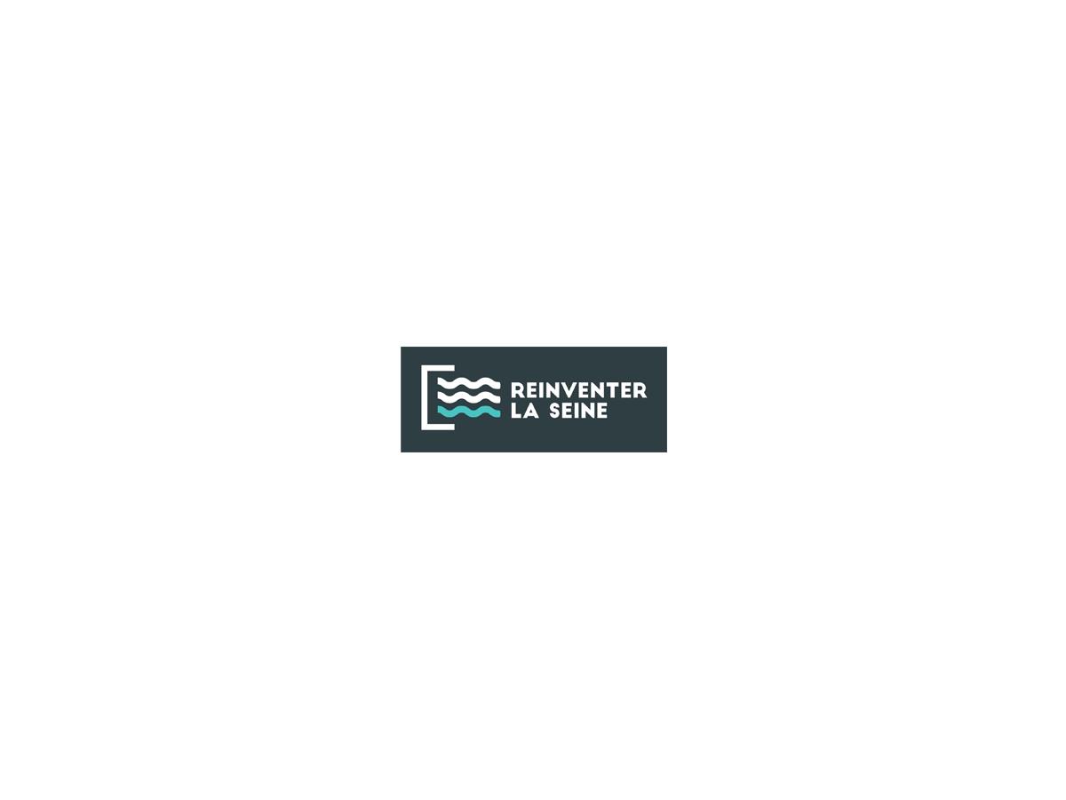 Réinventer la Seine logo