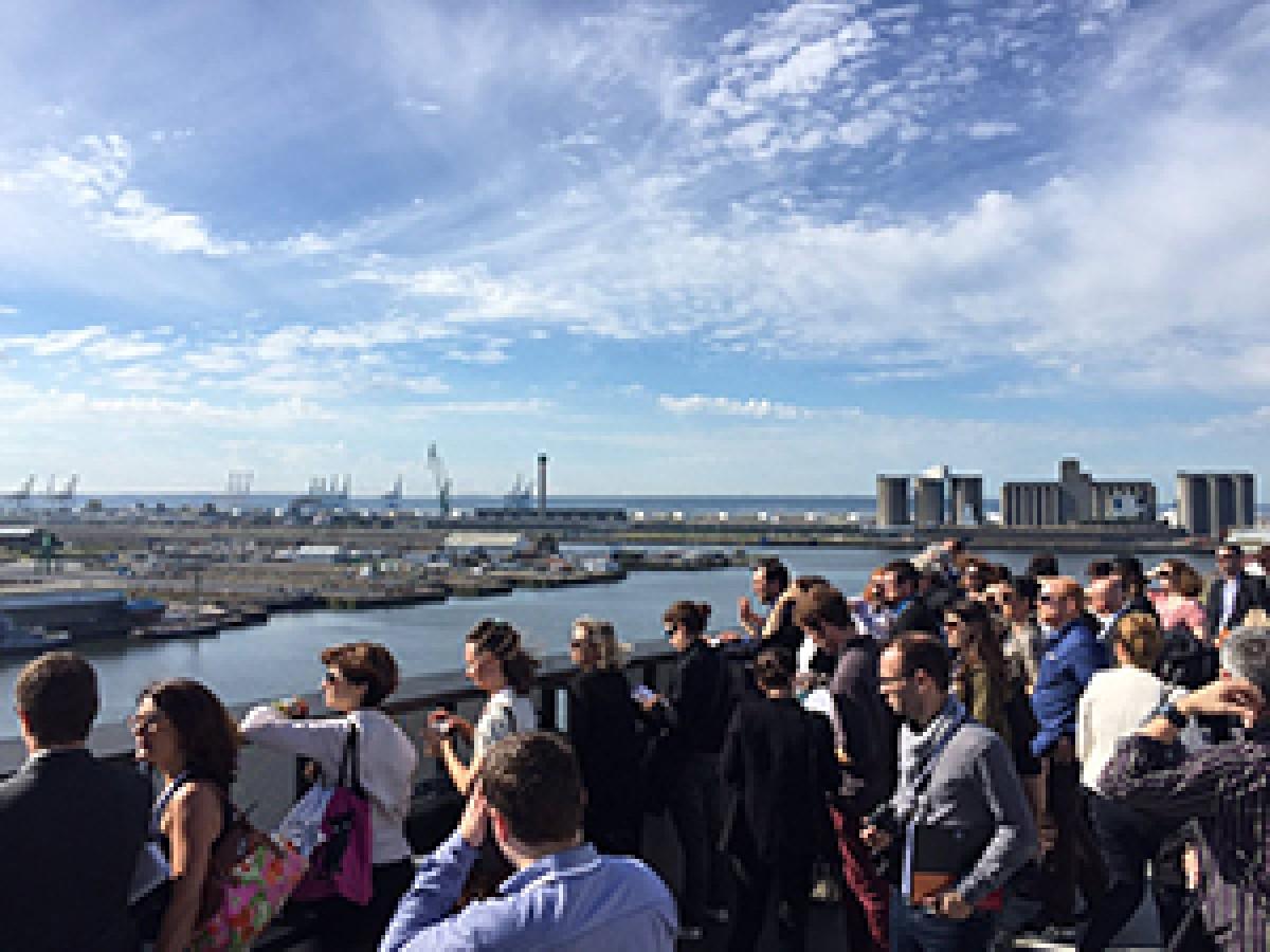 Réinventer la Seine visite site
