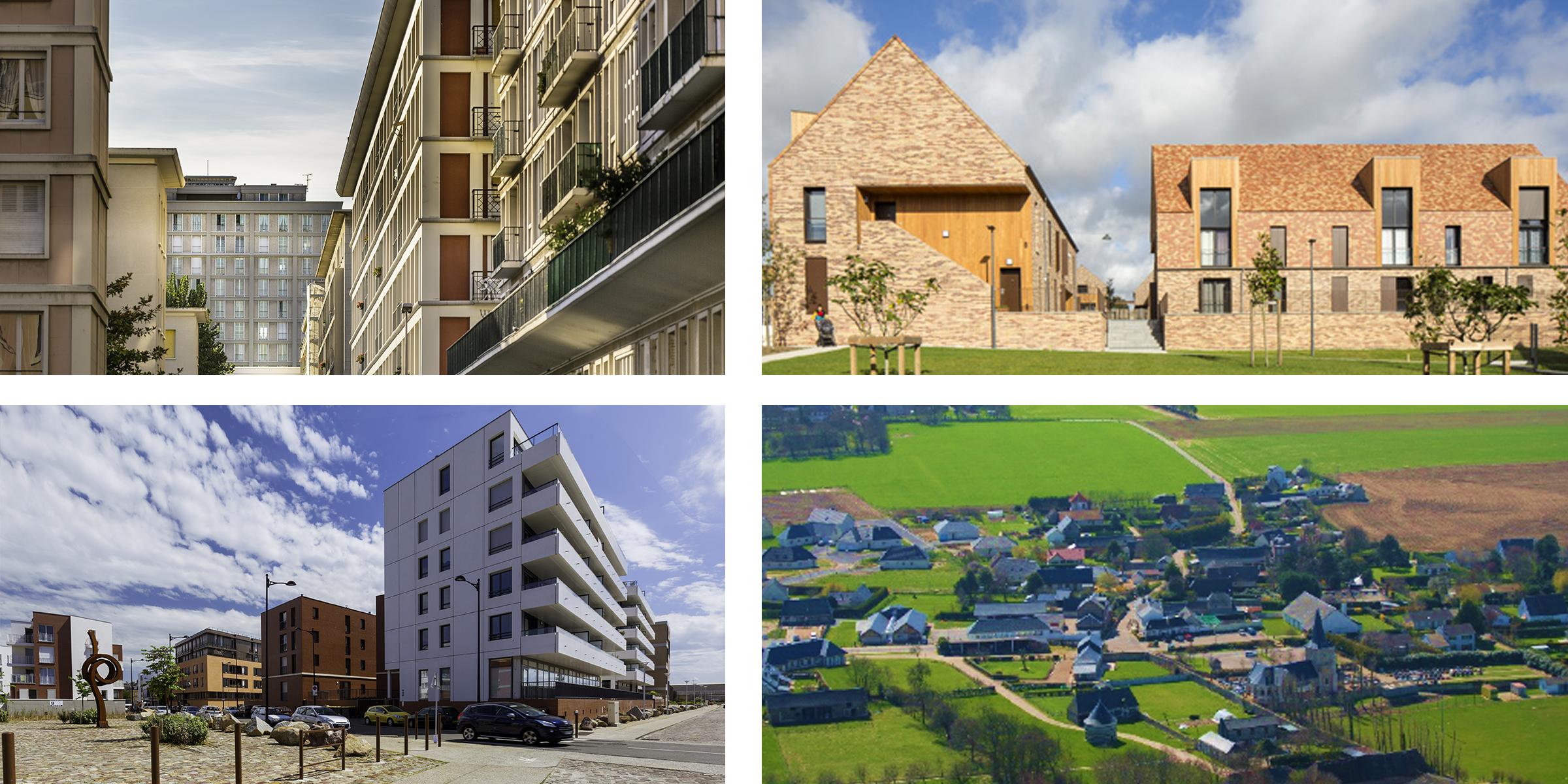 Programme local de l'habitat de la communauté urbaine Le Havre Seine Métropole