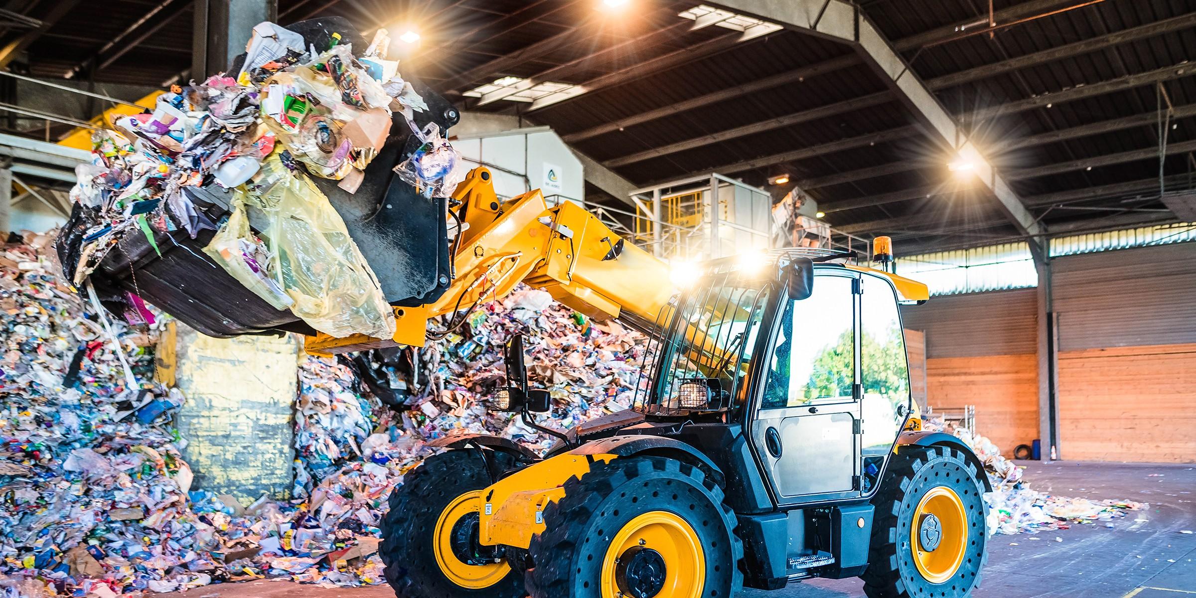 La gestion des déchets dans l'estuaire de la Seine